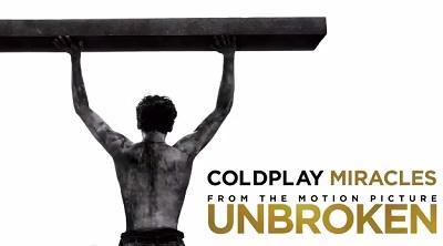 Coldplay lanza en internet un tema inédito para la película 'Unbroken'