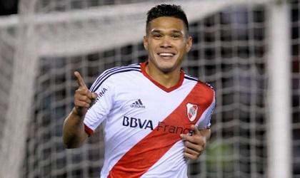 River Plate buscará mantener a Teo Gutiérrez y fichar a Aimar
