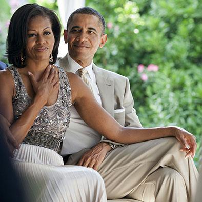 Primera cita de los Obama irá al cine