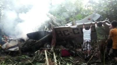 Ocupante de la avioneta accidentada en Sarayacu muere luego de 72 días de agonía