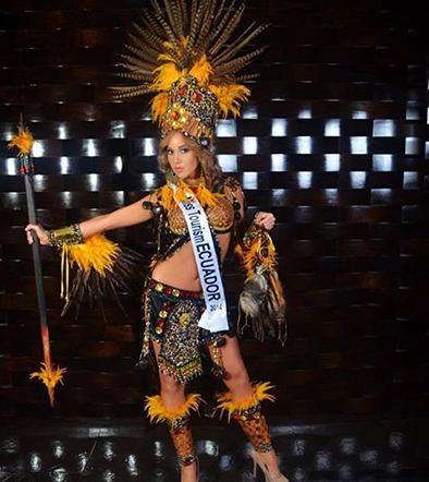 Karen Paredes,entre las 15 finalistas