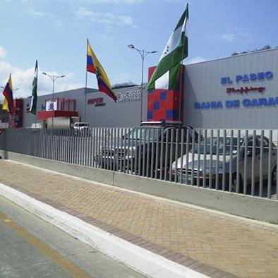 Centro comercial de Bahía de Caráquez sería inaugurado este martes
