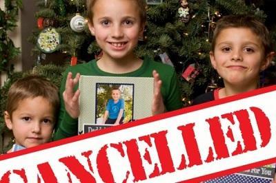 Unos padres deciden 'cancelar'  la navidad