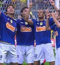 Cruzeiro, campeón brasileño, tiene a los tres jugadores más valiosos del país