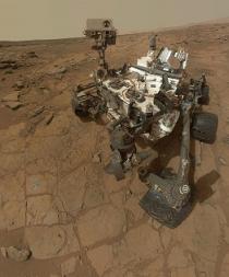 Meteoritos muestran que Marte puede esconde agua o hielo bajo su superficie