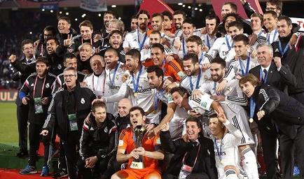 El Real Madrid vence 2-0 a San Lorenzo y gana su primer Mundial de Clubes