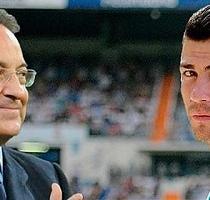 Florentino Pérez asegura que Cristiano Ronaldo es
