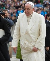 El papa advirtió de las 15 enfermedades que acechan a la Curia romana