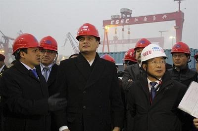 Rafael Correa: alianza China-CELAC puede mejorar 'un orden mundial injusto'