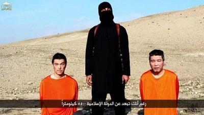 Rehén japonés afirma que su compañero fue ejecutado por el Estado Islámico