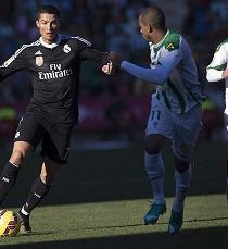 Bale rescata al Real Madrid con un agónico penal ante el Córdoba