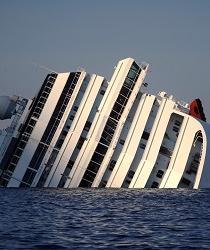 Piden 26 años y 3 meses de cárcel para capitán del Concordia por el naufragio