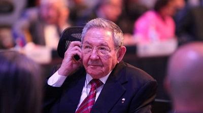 Raúl Castro exige que cese el bloqueo de EE.UU. a Cuba