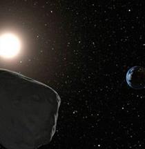 La NASA descubre una pequeña luna en el asteroide que