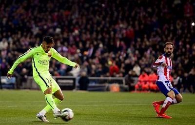 Barcelona pasa a semifinales de la Copa del Rey tras vencer al Atlético de Madrid