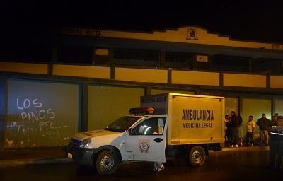 Hombre de 29 años es asesinado durante una riña en Portoviejo