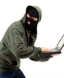 Delincuentes roban laptops y celulares en un colegio