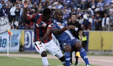Emelec empató 1-1 con Deportivo Quito en el Atahualpa