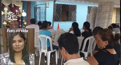 Familiares velan a enfermera que se quitó la vida dentro del Hospital del IESS