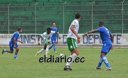 VIDEO. Miguel Parrales da la victoria a Liga de Portoviejo ante Espoli (1-0)