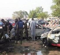 Dos mujeres se inmolan dentro de un autobús y matan a dos personas en Nigeria