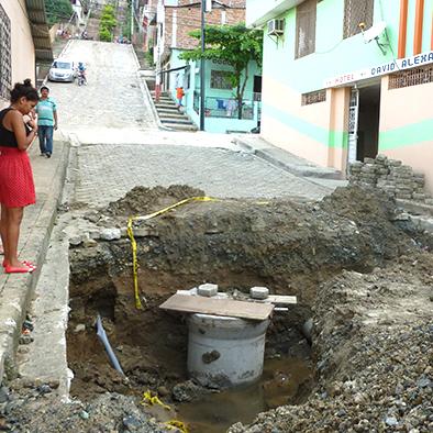 Da o de tuber a de agua potable causa malestar el diario - Tuberias para agua potable ...