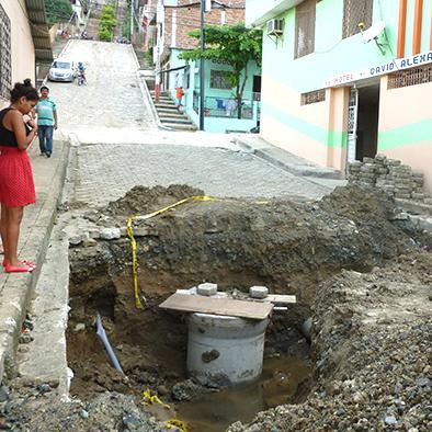 Da o de tuber a de agua potable causa malestar el diario - Tuberia para agua potable ...