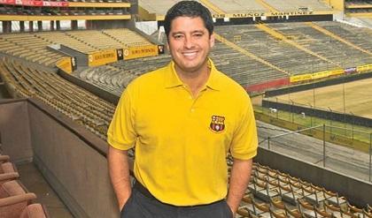 Antonio Noboa revela que no busca la reelección a la presidencia de BarcelonaSC