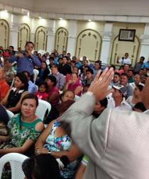 Transportistas urbanos de Santo Domingo reclaman aumento de tarifa