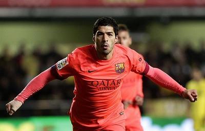 Barcelona goleó al Villareal y es el primer finalista de la Copa del Rey