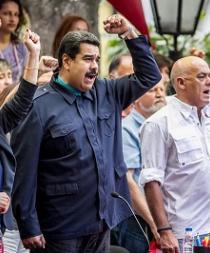Maduro agradece el apoyo recibido en los dos años tras la muerte de Chávez
