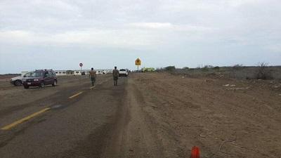 Avioneta de la FAE se estrella en Salinas y deja dos muertos
