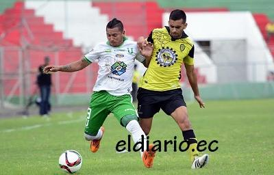 ¡Amargo empate! Liga de Portoviejo igualó 2-2 con Fuerza Amarilla (VIDEO)