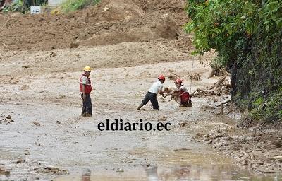 SNGR declaró a Santo Domingo de los Tsáchilas en alerta naranja