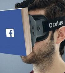 Facebook dice realidad virtual figura entre sus tres prioridades para futuro