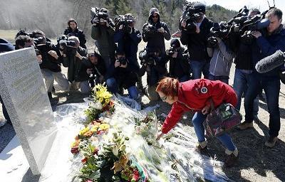 La Gendarmería francesa confirma que no ha hallado ningún cuerpo intacto