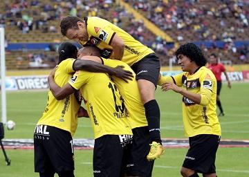 ¡Triunfo amarillo! Barcelona venció por 2-1 a la U. Católica