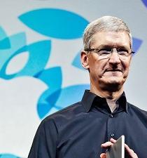 Tim Cook, jefe de Apple, critica nuevas leyes que discriminan a gays en EE.UU.