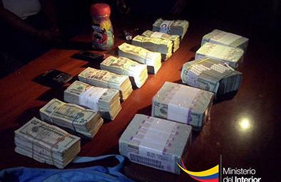 Ministerio del interior ha desarticulado 56 bandas el for Ministerio del interior ecuador