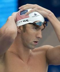 Phelps no puede repetir su éxito en los 400 libre