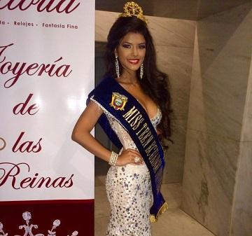 Joven manabita es la nueva Miss Teen Ecuador Universo