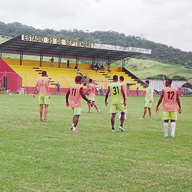 Colón FC alista estadio
