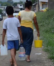 29 sectores de Santo Domingo no tendrán agua durante la presente semana