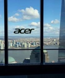 Acer lanza monitor curvo con tecnología para minimizar la fatiga visual