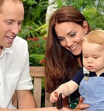 Diana, el nombre preferido si los duques de Cambridge tienen una niña