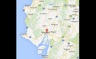 Sismo de 5,8 grados sacude a Manabí y otras provincias del Ecuador