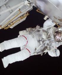 Los astronautas sometidos a radiación espacial pueden sufrir daños cerebrales