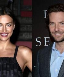 Revelan romance entre Bradley Cooper e Irina Shayk