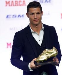 Cristiano busca su tercer trofeo máximo goleador en Liga y cuarta Bota de Oro