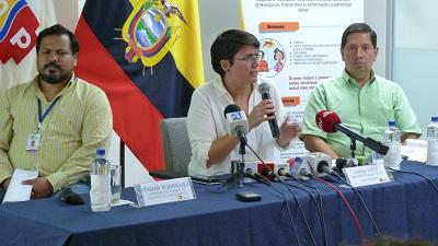 Dos personas mueren a causa del chikungunya en Ecuador